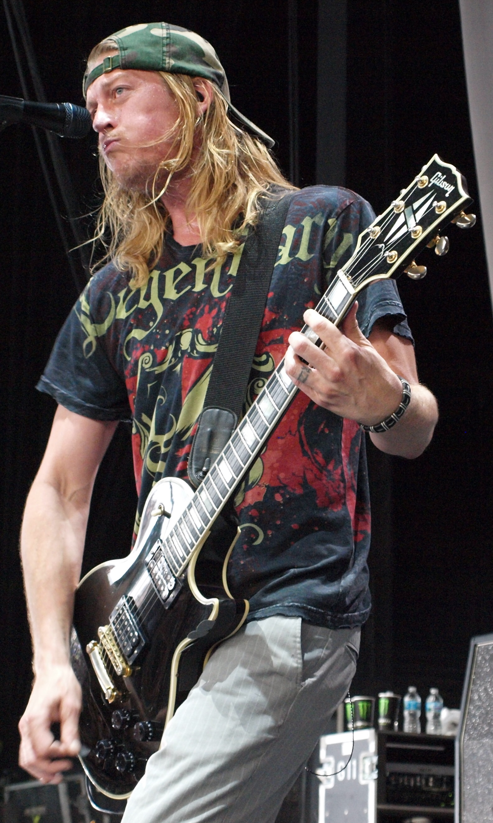 Wes Scantlin, Puddle Of Mudd, Image, Anne Erickson