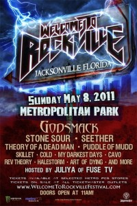 Welcome To Rockville 2011