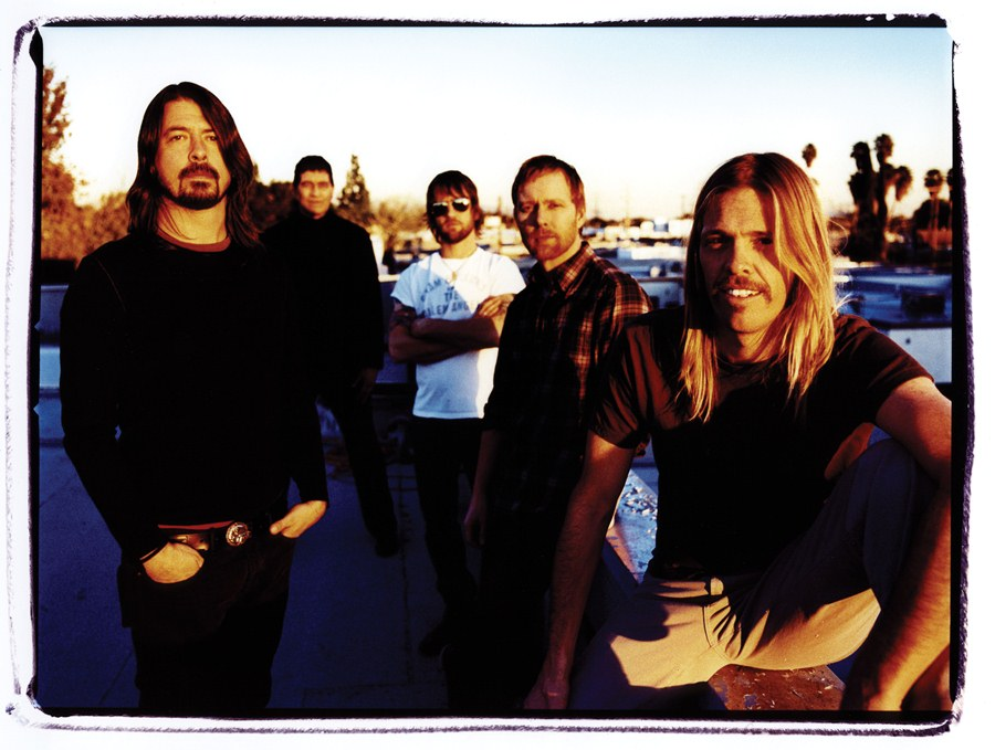 Dave Grohl Says Foo Fighters Show Kids That Humans Play