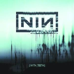 "Nine Inch Nails' ""With Teeth"" album cover."
