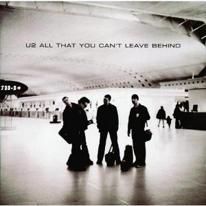 "U2 celebrate the 20th anniversary of their ""All That You Can't Leave Behind"" album in 2020."