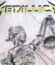 """Metallica, '...And Justice for All"""" album cover"""