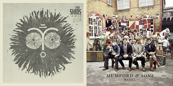 2012 Alternative Rock Gift Guide: Mumford & Sons, Rage, the Shins ...