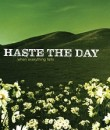 haste the day album cover image feat