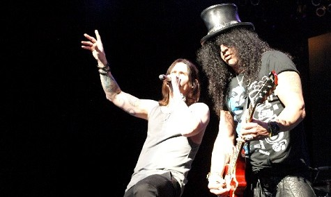 Slash and Myles Kennedy and the Conspirators image