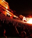 disturbed live at red rocks image feat