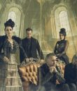 Evanescence, fronted by Amy Lee, are releasing new music, little by little, as they finish up their new album.