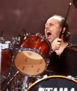 Lars Ulrich says working on new Metallica music has helped him get through a difficult 2020.