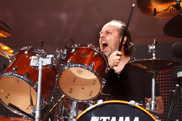 Working on a new Metallica album has helped Lars Ulrich get through a difficult 2020.