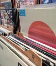 The vinyl music format just celebrated its biggest sales week ever.