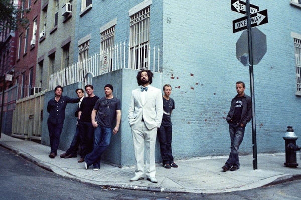 Counting Crows, Live to play BancorpSouth Arena