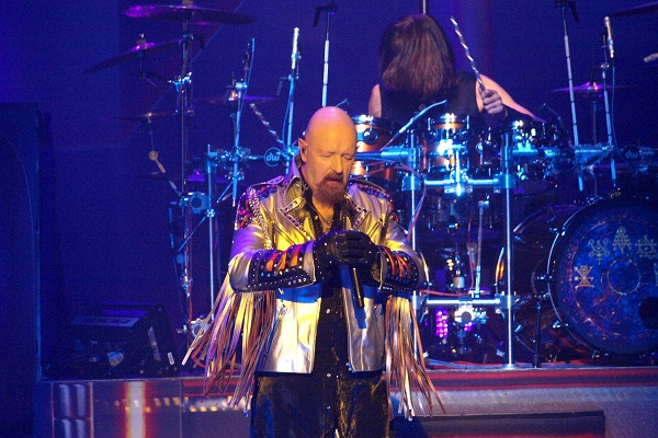 Judas Priest are curating the lineup for the 2021Warlando Festival.