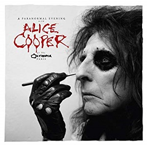 Alice Cooper Readies 'A Paranormal Evening' Live Albums