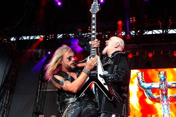 Judas Priest turns 50 as a band this year.