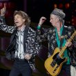Congratulations are in order for The Rolling Stones, who have once again hit No. 1 on the U.K.'s Official Albums chart.