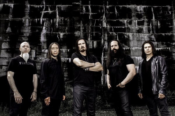 """Dream Theater will highlight the band's February 2020 concert at London's Apollo Theatre in their new live album, """"Distant Memories."""""""