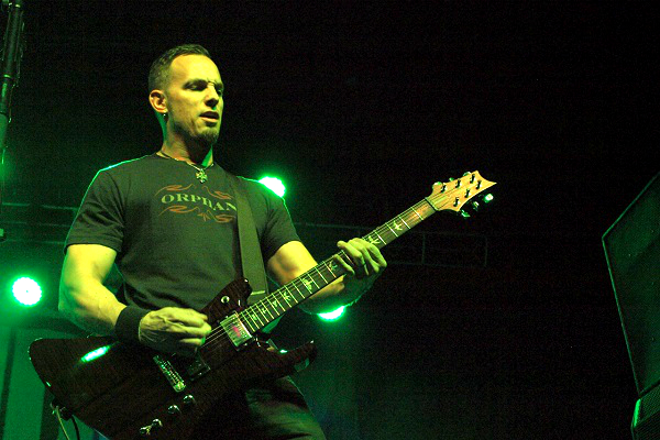 Mark Tremonti on Sevendust, 'A Dying Machine' and the Next