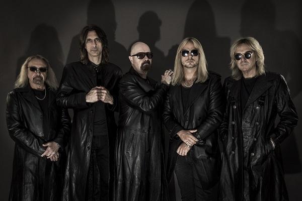 Judas Priest promo photograph.