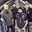 Promo image of metalcore band Killswitch Engage.