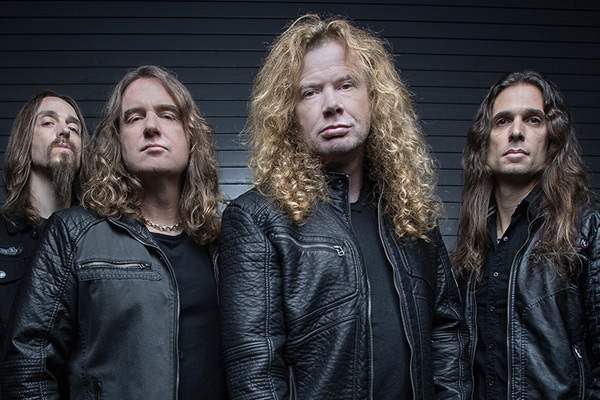 "Dave Mustaine is gearing up to release an autobiography surrounding the writing, recording and release of Megadeth's famed 1990 album, ""Rust In Peace."""