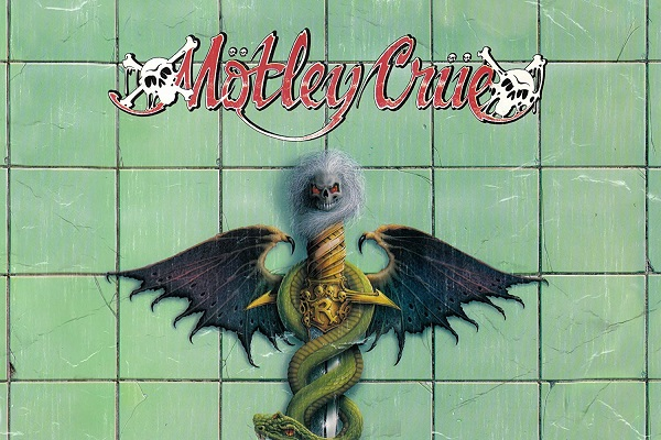 Motley Crue - Dr. Feelgood (The End) - YouTube |Doctor Feel Good Art