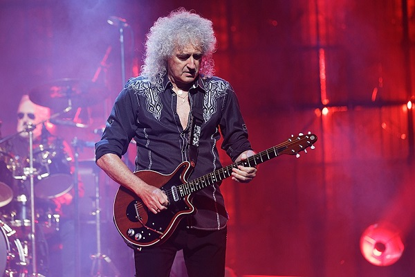 Brian May reveals he was 'near death' after suffering heart attack