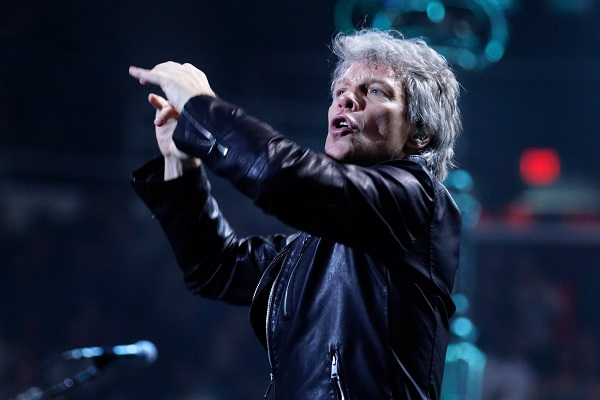 """Jon Bon Jovi and his band, Bon Jovi, are out with their new album, """"2020,"""" and the set got reviewed by some major players: Paul McCartney and Bruce Springsteen."""
