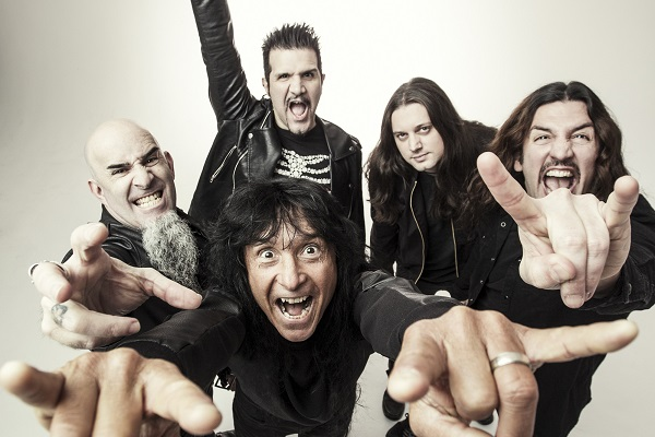 """Anthrax will celebrate the 30th anniversary of their """"Persistence of Time"""" album in August."""