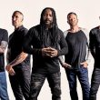 "Sevendust are back with a new album, ""Blood & Stone,"" out on Oct. 23."