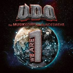 """We Are One,"" the new album from U.D.O. and the Concert Band of the German Armed Forces, brims with passionate heavy metal and orchestral music."