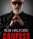 """Book review: Judas Priest frontman Rob Halford gets personal in """"Confess,"""" his debut autobiography."""