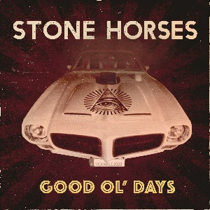 """Stone Horses' John Allen discusses the band's new EP, """"Good Ol' Days,"""" in this new interview."""
