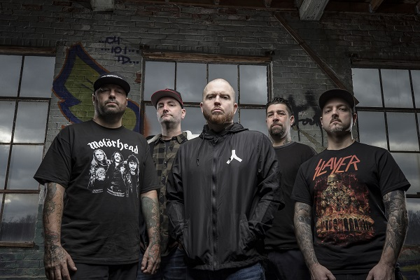 "Interview: Wayne Lozinak of Hatebreed talks about the hardcore band's new album, ""Weight of the False Self."""