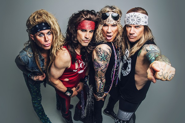 Interview: Steel Panther frontman Michael Starr spoke with Anne Erickson of Audio Ink about the upcoming drive-in concerts, how livestream performances have helped the band stay connected with fans during quarantine, the status of new Steel Panther music and if he would ever do a collaboration with the feuding Sebastian Bach and Chris Jericho.