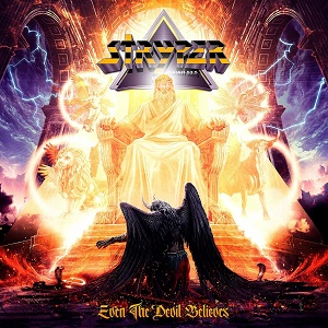 """Review: Stryper is back with another solid, hard-hitting release, """"Even the Devil Believes."""""""