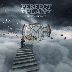 "Melodic rockers Perfect Plan are back with their sophomore record, ""Time for a Miracle."""