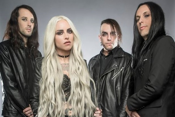 Stitched Up Heart vocalist Mixi Demner joins Anne Erickson on Audio Ink Radio.