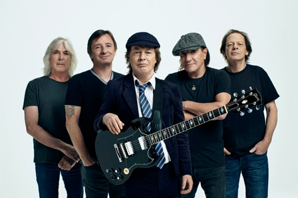 AC/DC deliver a high-energy performance in theor new music video for