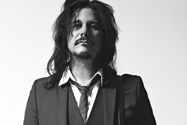 """Former Guns N' Roses guitarist Gilby Clarke has a new solo track out called """"Tightwad."""""""