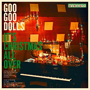 "Listen to Goo Goo Dolls' new, original holiday song, ""This is Christmas,"" which appears on their upcoming album, ""It's Christmas All Over."""