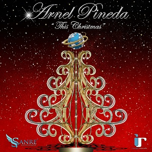 """Arnel Pineda of Journey has unleashed a new holiday song, """"This Christmas - A Beacon of Hope."""