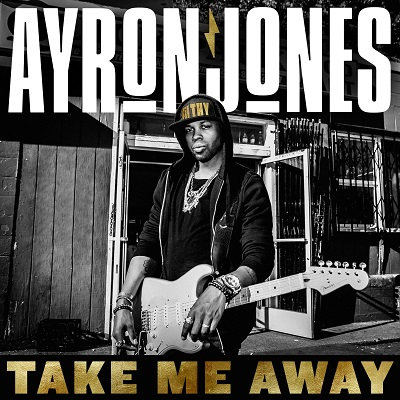Aaron Jones - Take Me Away