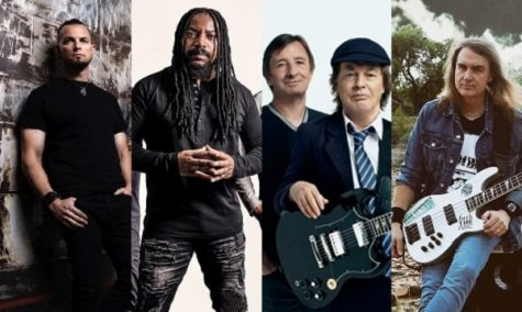 From AC/DC to Alter Bridge to Sevendust, here are Audio Ink's top rock and metal albums of 2020.