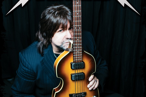 "Interview: Tesla bass player Brian Wheat opens up and tells his story in his new memoir, ""Son of a Milkman: My Crazy Life with Tesla."""