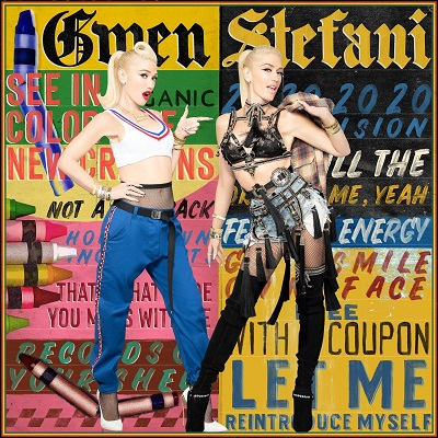 Gwen Stefani - Let Me Reintroduce Myslef