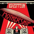 "Led Zeppelin, ""Mothership,"" album cover. Joe Biden and Kamala Harris' official inauguration playlist features Led Zeppelin's ""Fool in the Rain."""