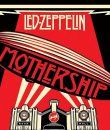 "Led Zeppelin, ""Mothership,"" album cover. Joe Biden and Kamala Harris' official inauguration playlist features Led Zeppelin's ""Fool in the Rain."""
