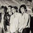 The Living press image, featuring Duff McKagan, John Conte, Todd Fleischman and Greg Gilmore.