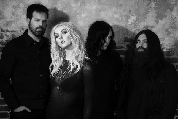 The Pretty Reckless, black and white promo image. Review: The Pretty Reckless are back with their fourth studio album,