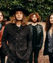 """Pictured: Dirty Honey embrace raw, edgy guitars and solos on their latest single, """"California Dreamin'."""""""